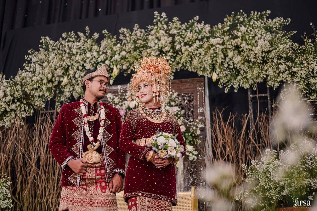 paket pernikahan gedung palembang node wedding