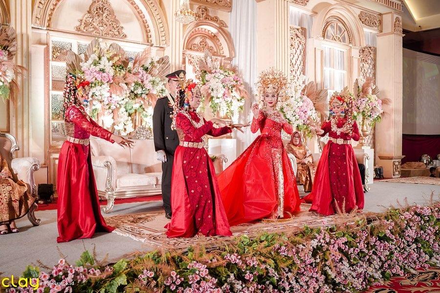 paket pernikahan hotel palembang node wedding