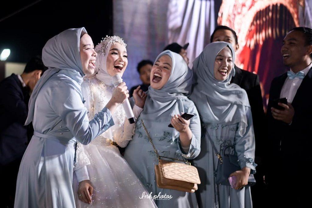 paket pernikahan outdoor palembang node wedding